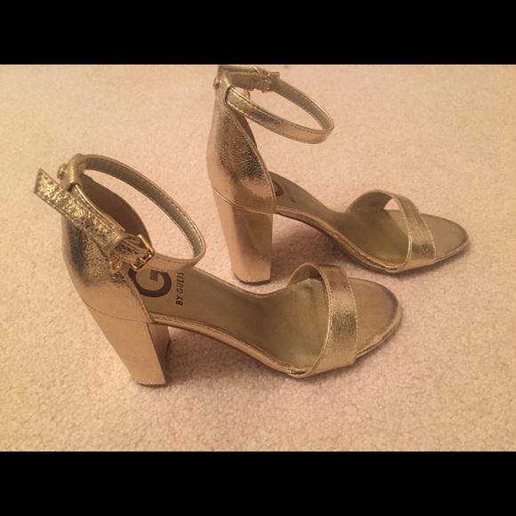 Gold High Heel Sandals: Gold High Heels At Macy's